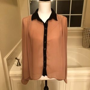 Alice Moon button up blouse